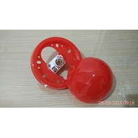 Sirene And Strobe Alarm indicator lamp merk nittan