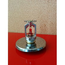 Fire sprinkler head type pendent merk viking