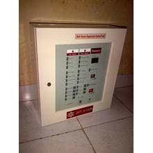 Alarm Display multi hazard suppression panel