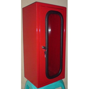 Fire Cabinet Box Apar kaca kunci