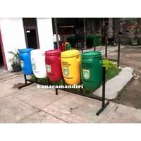 Beli tong sampah drum plastik 5 R 4