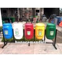 tong sampah drum plastik 5 R 1