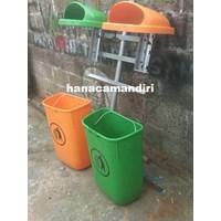 Jual tong sampah plastik HDPE 2