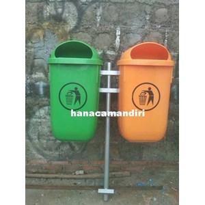 tong sampah plastik HDPE