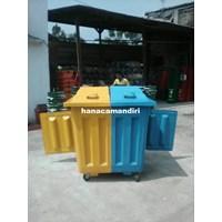 Beli Tempat sampah fiberglass 1000 liter 4