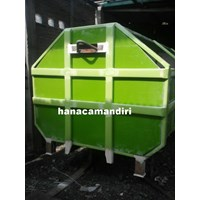 kontainer sampah fiberglass Murah 5