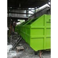 Distributor kontainer sampah fiberglass 3