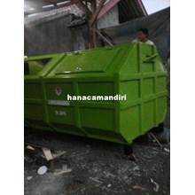 garbage container of fiberglass