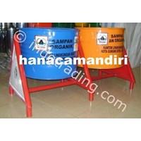 Tong Sampah Drum