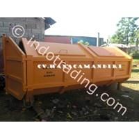 Kontainer Sampah - Truk Sampah