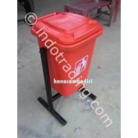 Beli Tong sampah fiberglass kotak 4
