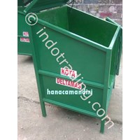 Distributor tempat sampah mini container 3