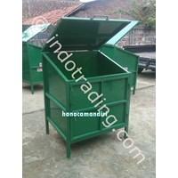 tempat sampah mini container 1