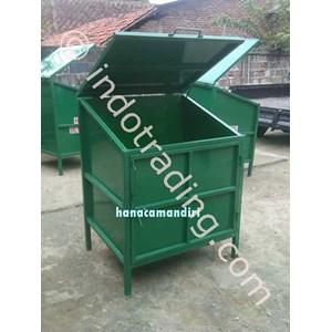 tempat sampah mini container