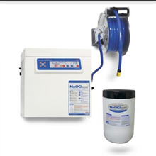 Electrolyzed Water NaOClean (E-water) System