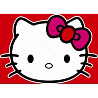 Sticker Hello Kitty 1