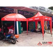 Tenda Promosi Perusahaan