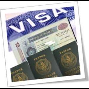 Jasa Pengurusan VISA (Dokumen Perjalanan) By Toko Matahari Fajar
