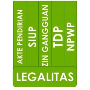 Jasa Pengurusan Legalitas Perusahaan By Toko Matahari Fajar