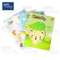 Jual Buku Tulis Pen Paper Sinar Dunia Exercise Book 38 38 Sheets/Book 1 Book