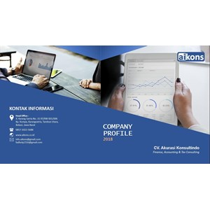 Konsultan Akuntansi CV Akurasi Konsultindo By CV Akurasi Konsultindo