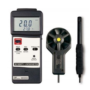 Humidity - Anemometer Tipe AM-4205A