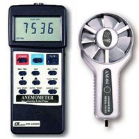 Anemometer Metal Tipe AM-4206 1