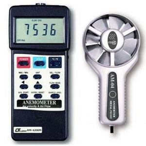 Anemometer Metal Tipe AM-4206