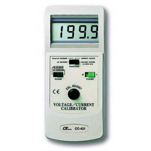 Voltage Current Calibrator Tipe CC-421