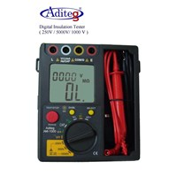 Insulation Tester Digital Aditeg AM-1000 1