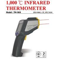 Jual Thermometer Inframerah Lutron TM969