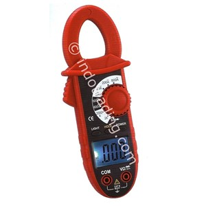 Digital Clamp Meter Aditeg Ac 600