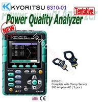 Jual Power Quality Analyzer Kyoritsu 6310-01