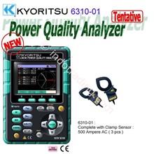 Power Quality Analyzer Kyoritsu 6310-01