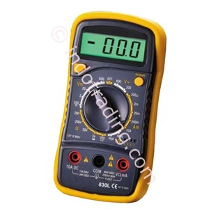 Multimeter Digital Aditeg A 830 L