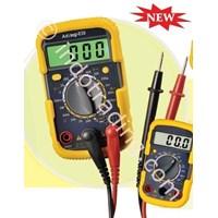 Jual Multimeter Digital Aditeg A 830