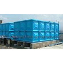 Tangki Panel Fiber Roof Tank Panel Fiberglass Tangki Air