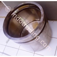 Beli Pot Bunga Stainless Pot Stainless Pot Tanaman Stainless Vas Stainless 4