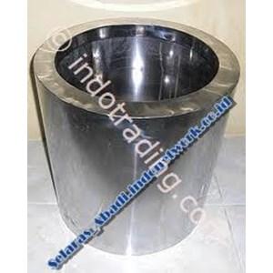 Pot Bunga Stainless Pot Stainless Pot Tanaman Stainless Vas Stainless