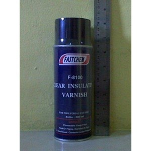 FASTCHEM F 8100 CLEAR INSULATING VARNISH