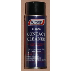FASTCHEM F 4000 CONTACT CLEANER