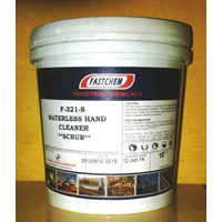 FASTCHEM F 321 WATERLESS HAND CLEANER 1