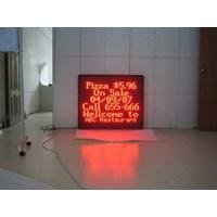 Distributor Display LED Running Text 3