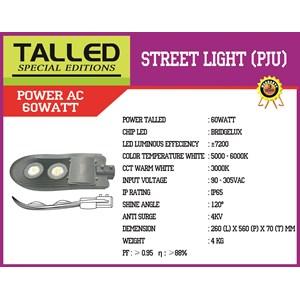 Lampu Jalan-60 watt (White dan Warm White)
