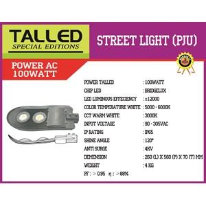 Lampu Jalan-100 watt  (white dan Warm white)