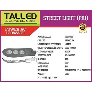 Lampu Jalan Talled AC120 watt (White dan Warm White)