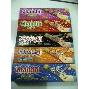 Henna Tato Chandni