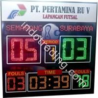 Papan Score Futsal Herari Model 5 1