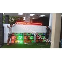 Distributor Papan Score Futsal Herari Model 5 3