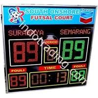 Beli Papan Score Futsal Herari Model 5 4